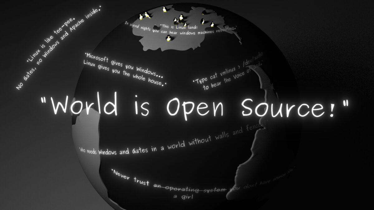 """چگونه توسعه دهندگان """"نرم افزار اپن سورس"""" یا """"متن باز"""" از کارهای خود کسب منفعت می کنند؟"""